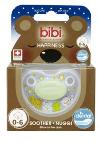 Bibi - Soother Silicone Play Ring - 6 - 16 Months